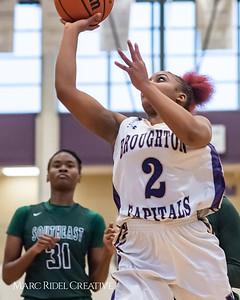 Broughton girls varsity vs. Southeast Raleigh. January 15, 2019. 750_3244