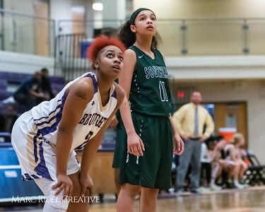 Broughton girls varsity vs. Southeast Raleigh. January 15, 2019. 750_3248
