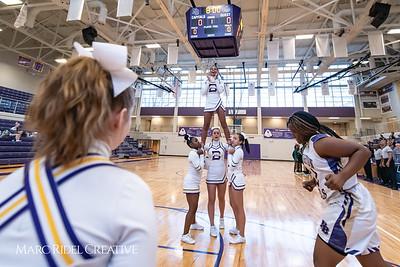 Broughton girls varsity vs. Southeast Raleigh. January 15, 2019. 750_3186