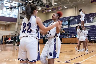 Broughton girls varsity vs. Southeast Raleigh. January 15, 2019. 750_3175
