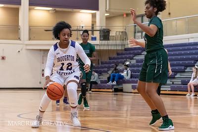 Broughton girls varsity vs. Southeast Raleigh. January 15, 2019. MRC_1491