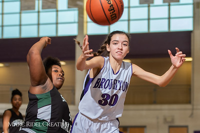 Broughton basketball vs Southeast Raleigh.  January 28, 2019. 750_8362