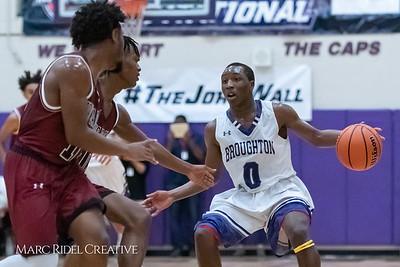 Broughton boys varsity basketball vs Trinity. 750_9987