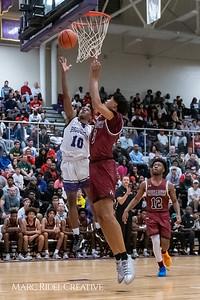 Broughton boys varsity basketball vs Trinity. MRC_9305