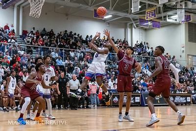 Broughton boys varsity basketball vs Trinity. MRC_9301