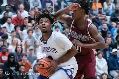 Broughton boys varsity basketball vs Trinity. 750_9983