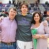Broughton basketball senior night and Coach Farrell appreciation. February 15, 2019. 750_7444