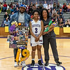 Broughton basketball senior night and Coach Farrell appreciation. February 15, 2019. 750_7415