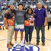 Broughton basketball senior night and Coach Farrell appreciation. February 15, 2019. 750_7439