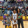 Broughton basketball senior night and Coach Farrell appreciation. February 15, 2019. 750_7414