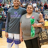 Broughton basketball senior night and Coach Farrell appreciation. February 15, 2019. 750_7433