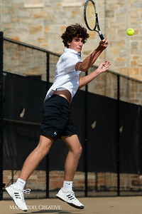 Broughton tennis vs Cardinal Gibbons. April 4, 2019. MRC_6031