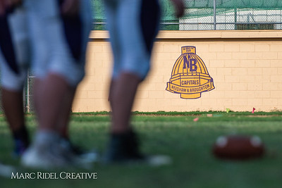 Broughton Football practice. August 6, 2018.