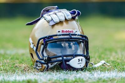 Broughton Football practice. August 10, 2018.