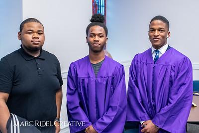 Broughton Class of 2019 Baccalaureate at Edenton Street United Methodist Church. June 9, 2019. 750_4970