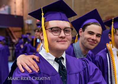 Broughton Class of 2019 Senior Assembly. May 28, 2019. 750_3437