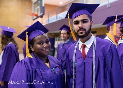 Broughton Class of 2019 Senior Assembly. May 28, 2019. 750_3476