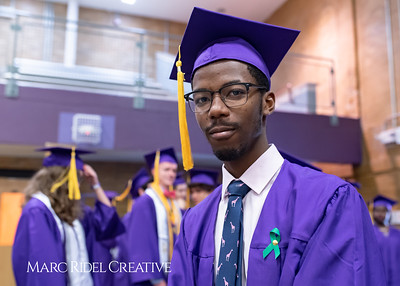 Broughton Class of 2019 Senior Assembly. May 28, 2019. 750_3473