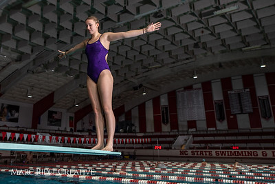Broughton diving practice. January 7, 2019. 750_1410
