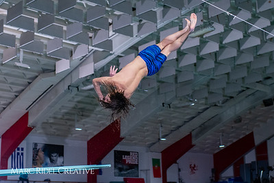 Broughton diving practice. December 7, 2018, MRC_6608