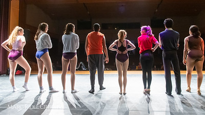 A Chorus Line rehearsal. March 1, 2019. D4S_2740