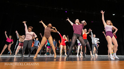 A Chorus Line rehearsal. March 1, 2019. D4S_2652
