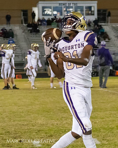 Broughton football at Leesville. 4AA Playoffs round 2. November 23, 2018, MRC_9664