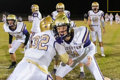 Broughton football at Leesville. 4AA Playoffs round 2. November 23, 2018, MRC_9574