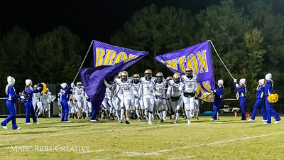 Broughton football at Leesville. 4AA Playoffs round 2. November 23, 2018, MRC_9823