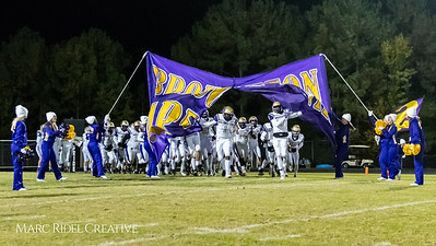 Broughton football at Leesville. 4AA Playoffs round 2. November 23, 2018, MRC_9816