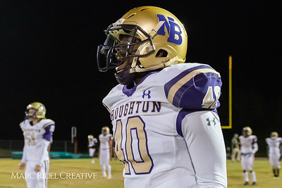 Broughton football at Leesville. 4AA Playoffs round 2. November 23, 2018, MRC_9541