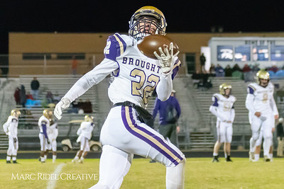 Broughton football at Leesville. 4AA Playoffs round 2. November 23, 2018, MRC_9667