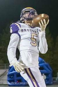 Broughton football at Leesville. 4AA Playoffs round 2. November 23, 2018, MRC_9671