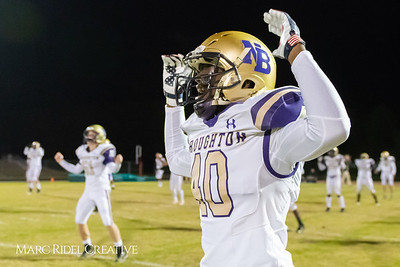 Broughton football at Leesville. 4AA Playoffs round 2. November 23, 2018, MRC_9546