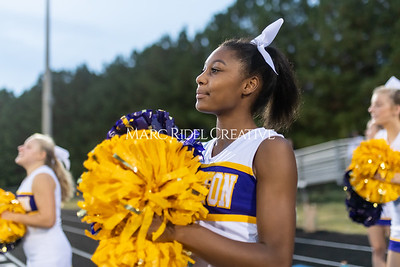 Broughton Varsity football at Southeast Raleigh. October 4, 2019. MRC_1246