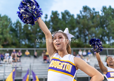 Broughton Varsity football at Southeast Raleigh. October 4, 2019. MRC_1250