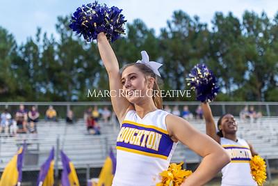 Broughton Varsity football at Southeast Raleigh. October 4, 2019. MRC_1248