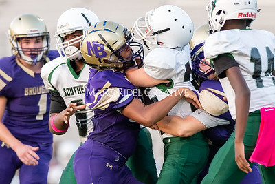 Broughton JV football vs Southeast Raleigh. October 3, 2019. D4S_4185