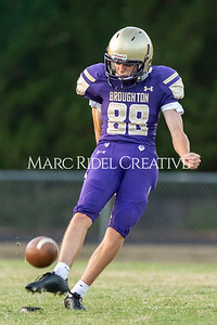 Broughton JV football vs Southeast Raleigh. October 3, 2019. D4S_4174
