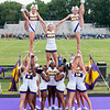 Broughton Varsity Football vs Athens Drive.. August 25, 2017