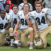 Broughton Varsity football vs Cary. August 31, 2017.