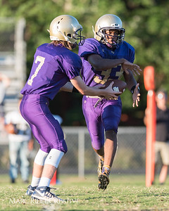 Broughton JV Football vs. Knightdale. September 7, 2017.