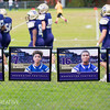 Broughton varsity football vs Millbrook. November 3, 2017.