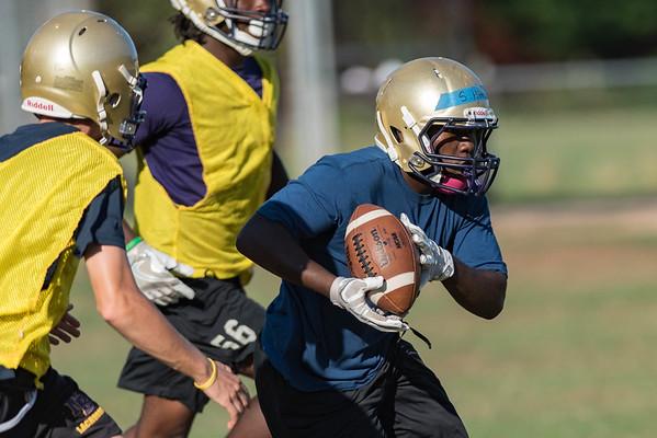 Football Summer Training