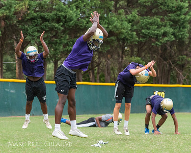 Broughton Football Summer Training  |  Day 3. August 2, 2017.