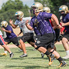 Broughton Football Summer Training. August 4, 2017