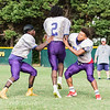 Broughton Football Summer Training. August 5, 2017
