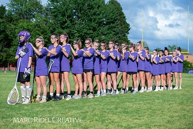 Broughton varsity lacrosse vs Pinecrest. NCHSAA playoffs round 2. May, 3, 2019. D4S_0040