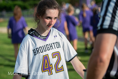 Broughton varsity lacrosse vs Pinecrest. NCHSAA playoffs round 2. May, 3, 2019. D4S_9937