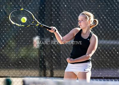 Broughton tennis vs Apex Friendship. Dual playoffs.. October 17, 2019. D4S_3226